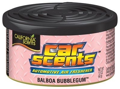 CAR FRESHENER CS SCENTS BALBOA BUBBLEGUM