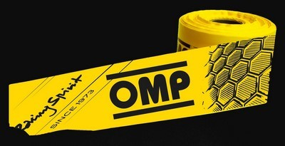 OMP LOGO NYLON BAND
