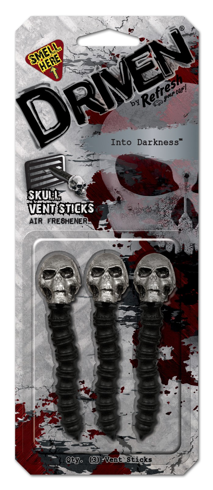 DRIVEN STICKS ASSAINISSEUR SKULL