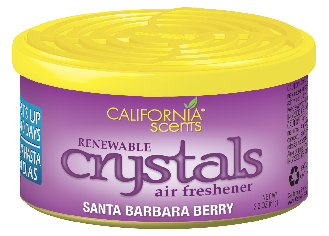 AMBIENTADOR CS CRYSTALS SANTA BARBARA BERRY