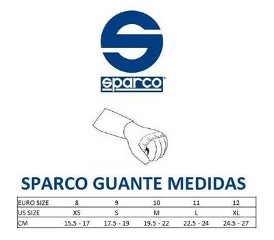 HANDSCHUHE SPARCO NOMEX 00210LNX