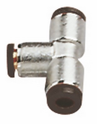CONNECTION, 3 WAY WITH QUICK COUPLINGS