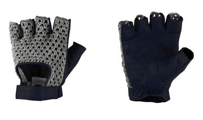 TAZIO OMP GLOVES BLACK SIZE
