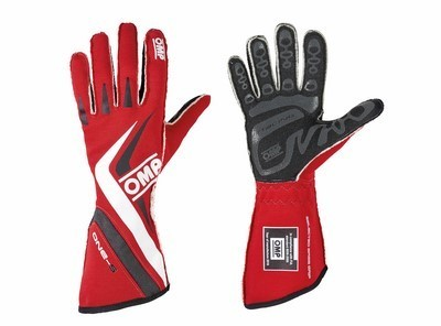 OMP GLOVES ONE-S RED SIZE  MY2016