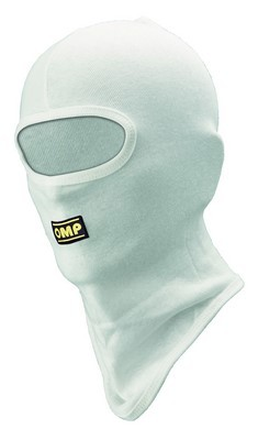 BALACLAVA FACE OPEN WHITE