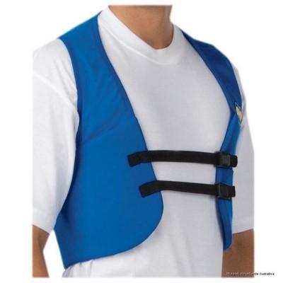 RIB PROTECTOR WAISTCOAT SIZE: M ROYAL BLUE