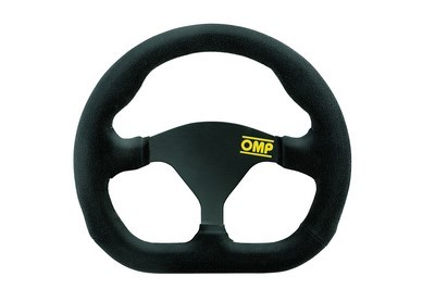 STEERING WHEEL FORMULA QUADRO OMP S BLACK