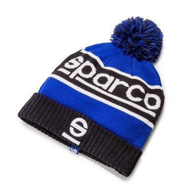 WINDY SPARCO CAP BLEU
