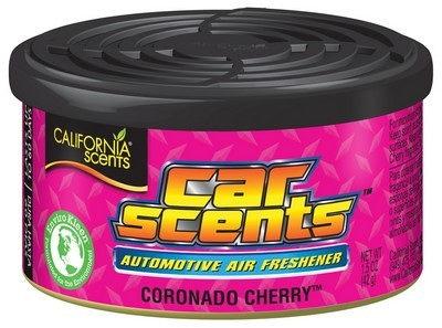 CAR FRESHENER CS SCENTS CORONADO CHERRY