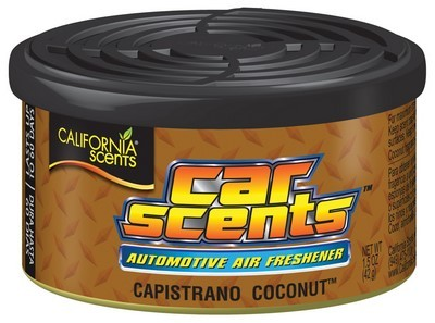 CAR FRESHENER CS CAPISTRANO SCENTS COCONUT