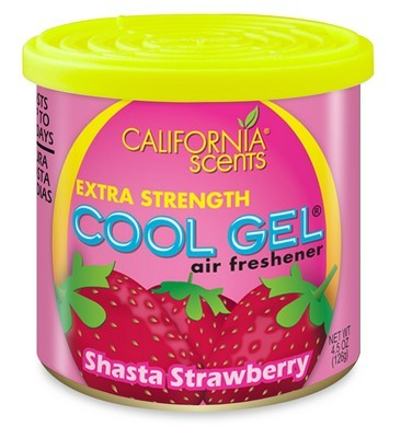 AMBIENTADOR CS COOL GEL 4.5OZ SHASTA STRAWBERRY