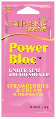 AMBIENTADOR CS POWER BLOC STRAWBERRIES & CREAM