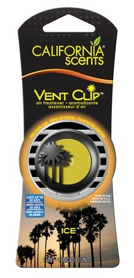 AMBIENTADOR CS VENT CLIPS ICE