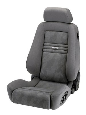 RECARO ERGOMED E BASIS ARTISTA GREY/NARDO GREY COPILOT
