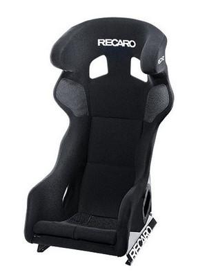 RECARO (FIA) PRO RACER SPG HANS - VELOUR BLACK PILOT&COPILOT