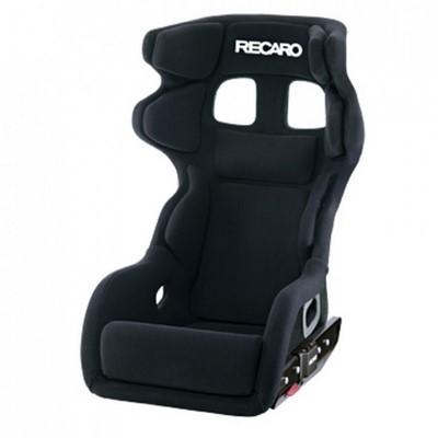 RECARO (FIA) P 1300 GT - VELOUR BLACK PILOT&COPILOT