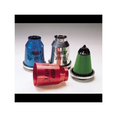 UNIVERSELLE FILTER TWISTER STANDARD ROJO TW80R