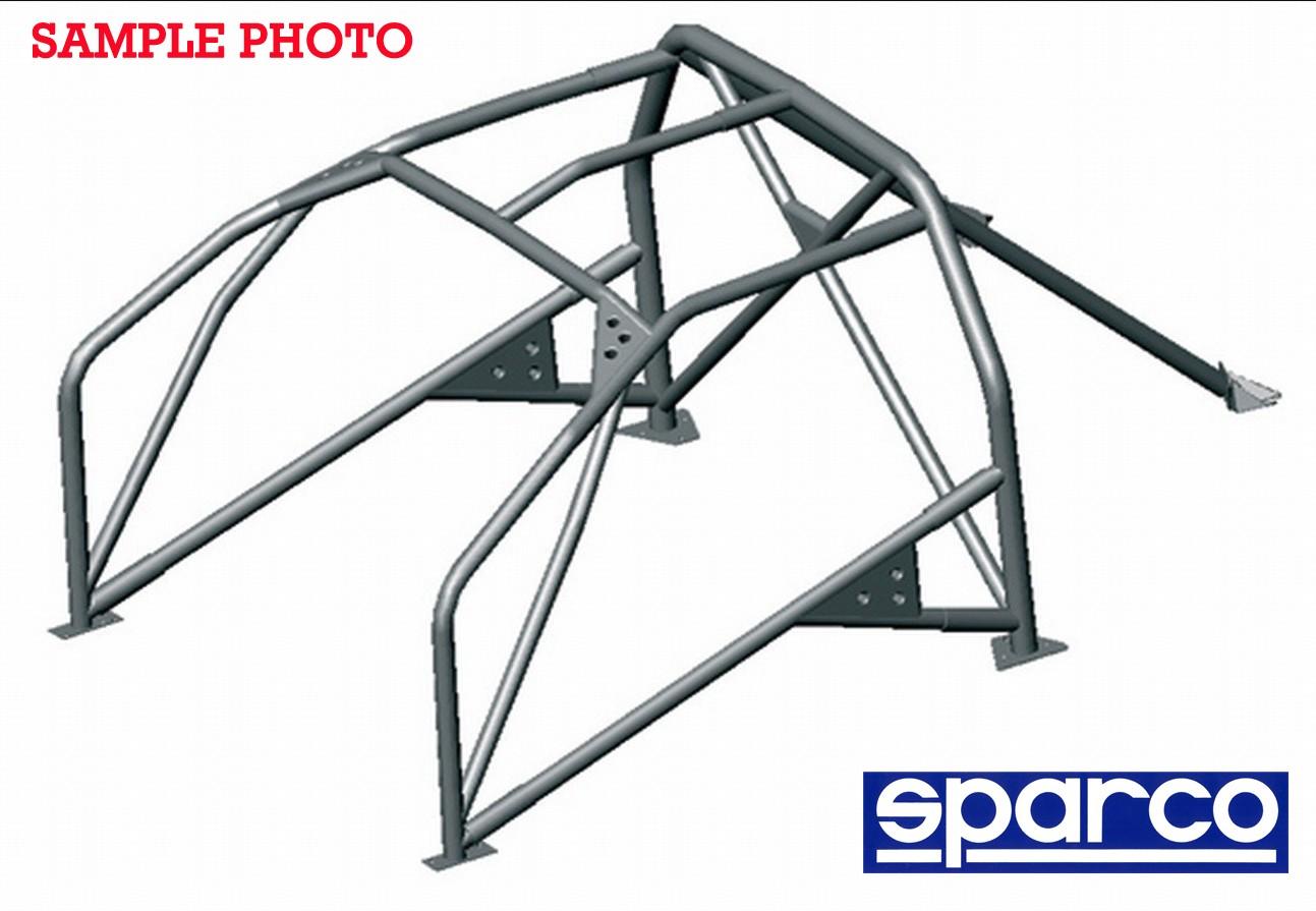 GAIOLA SPARCO FORD FIESTA 1.6 XR2I 02 / 89_01 / 95