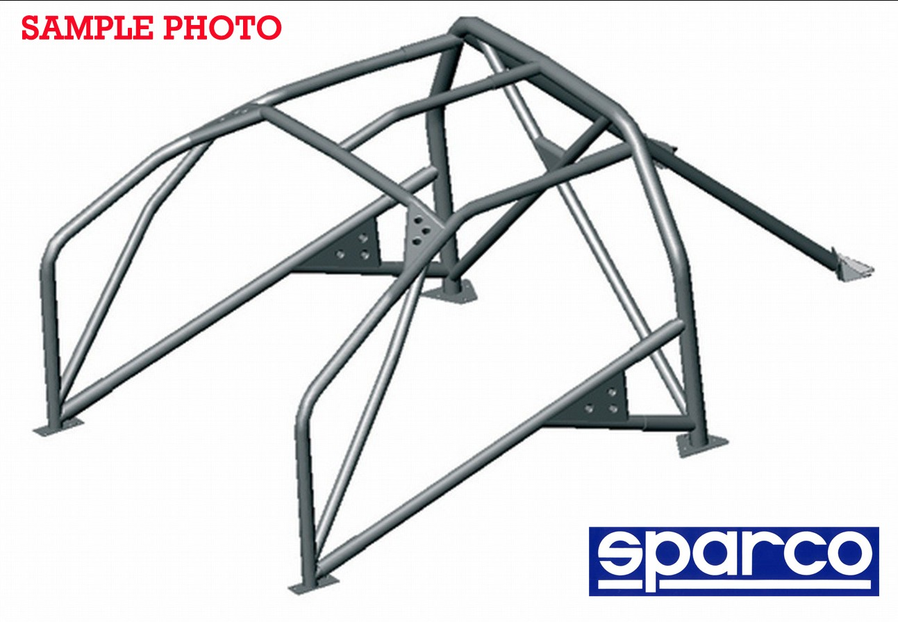 CAGE SPARCO FORD FOCUS RS 2010_