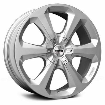 Wheel Momo Hexa Sil 80X17 45 5X127 71,6