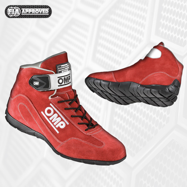 OMP EVO ONE RED SHOE SIZE 36